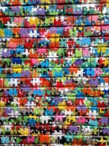 Ook gezien deze week: heel coole graffiti in de Spuistraat in Amsterdam!