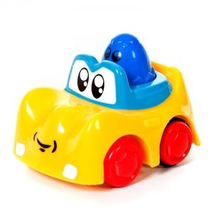 Dit is mijn auto. Haha grapje. Het is wel een Smart, dus zo veel verschil is er niet.