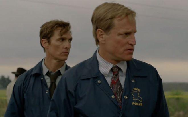 Matthew McConaughey zijn jukbeenderen kunnen mij krijgen.