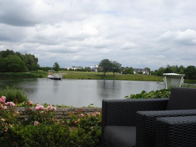 Een terrasje doen in Nederland. Gewoon zomaar. Dat is het leven.