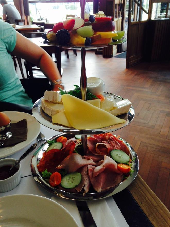 Ontbijt Royal bij Mampoko in Antwerpen. Een echte aanrader!