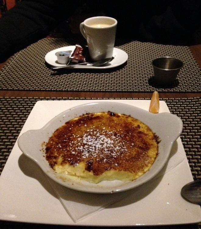 Als je nog een crème brûlée zo groot als je hoofd wil eten in Het Schuurke, dan ga je snel moeten zijn.