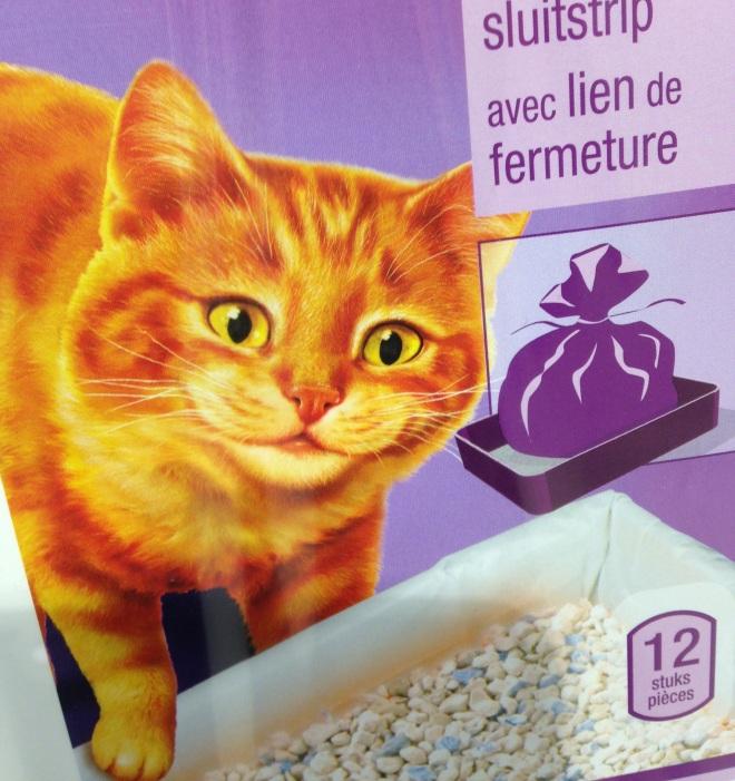 Als je voor de spiegel staat en drie keer de naam van deze kat zegt, komt ze uit de spiegel gekropen om een scheet in je gezicht te laten.
